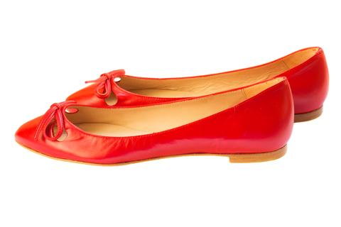 balerínky topánky
