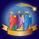 Traja králi prichádzajú s koledou…