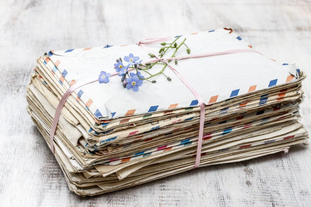 ľúbostných listov