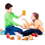 ovocie a zeleninu