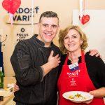 Radosť z varenia platila aj na Valentína