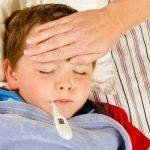 Jarné choroby detí