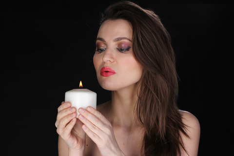 Veštenie so sviečkou