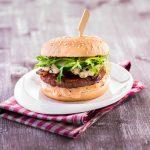 Classic burger s burgrovým dipom