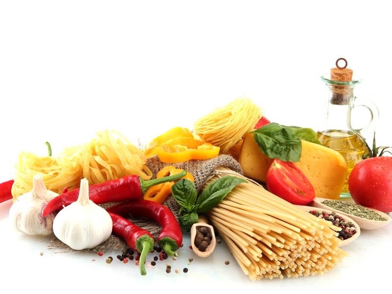 talianske potraviny