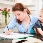 Pár trikov pre pracujúce mamičky
