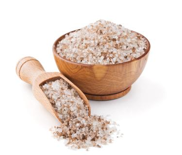 údená soľ