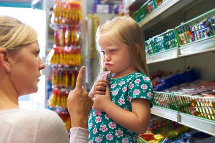 nakupovať s deťmi