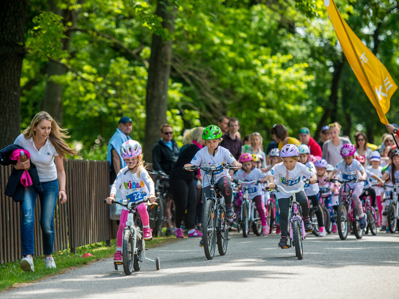 deti bicykel