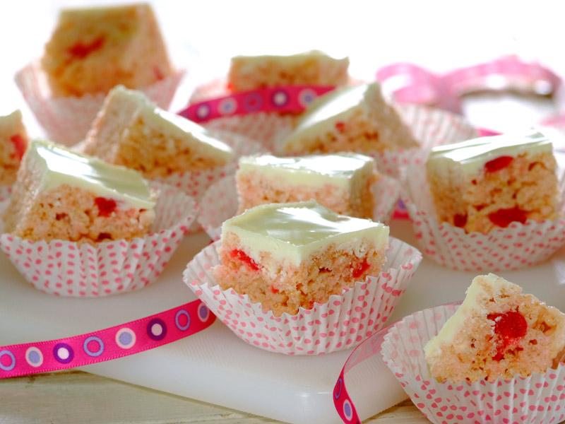 Chrumkavé marshmallows