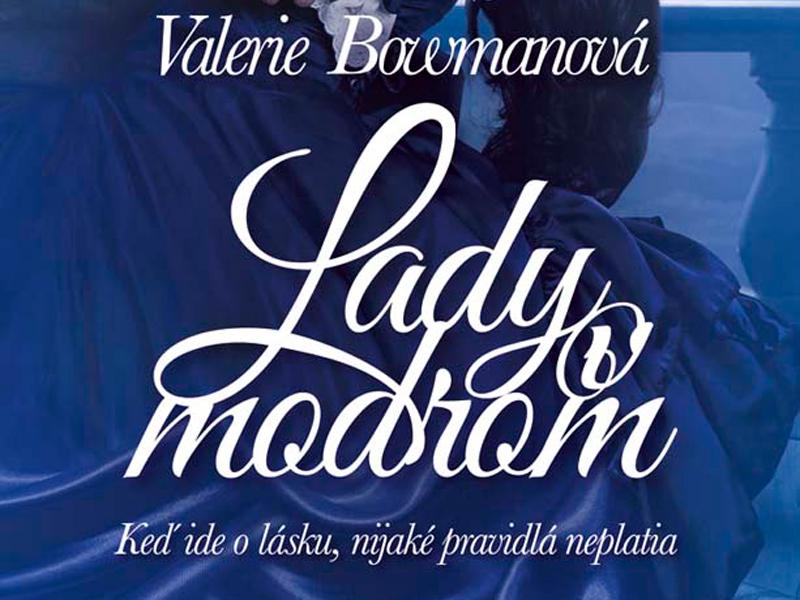 Lady v modrom