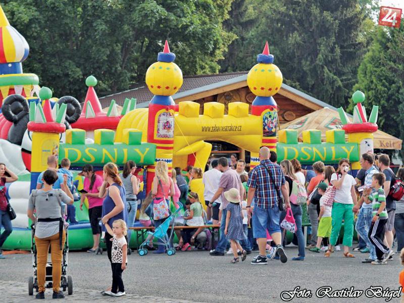 Detský festival a veľtrh