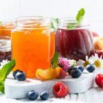 Marhuľovo-čučoriedkový džem