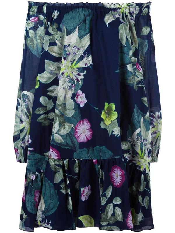 Kvetované šaty Twin-Set