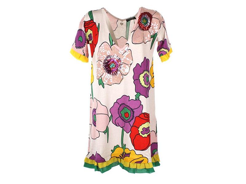 Šaty Twin-Set s kvetmi
