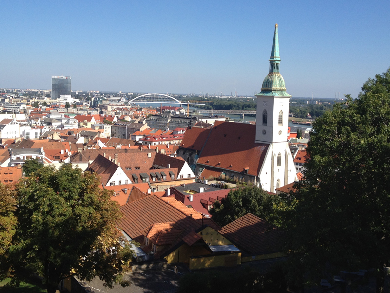 Dóm Sv.Martina, Bratislava