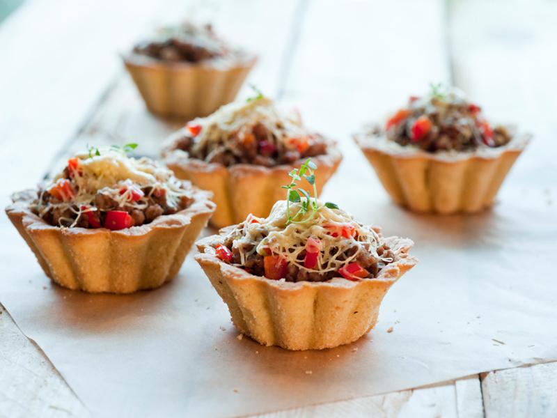 Mäsové muffiny