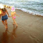 ako stráviť dovolenku s dieťaťom