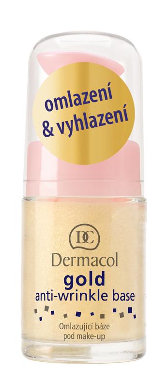 Gold Anti-wrinkle Base
