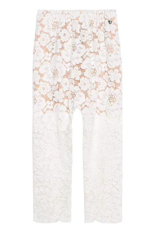 Nohavice s krajkou Twin-Set