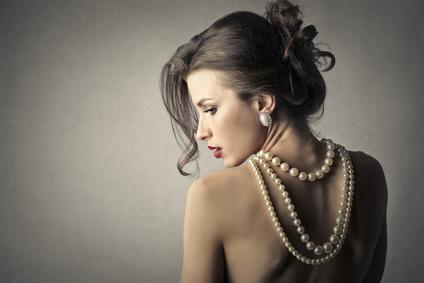 žena odhalený chrbát