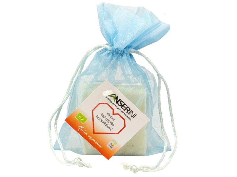 Vegánske Bio mydlo levanduľové
