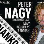 Peter Nagy vyráža na PIANKO tour