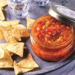 Salsa z paradajok a paprík