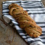 Šalviový chlieb scesnakom