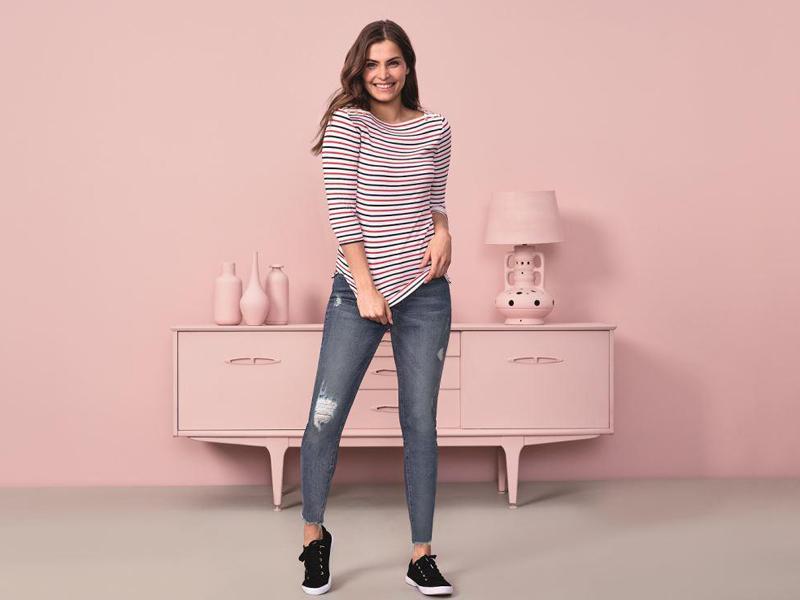 správne džínsy