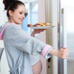 počas tehotenstva