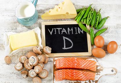 hladinu vitamínu D