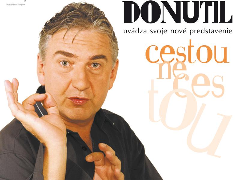 s Miroslavom Donutilom