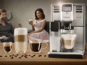 káva vpohodlí domova