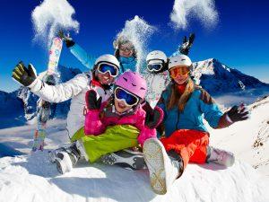 Výhodná lyžiarska dovolenka