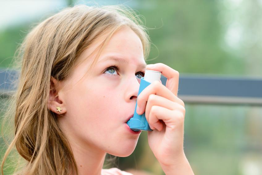 lieky proti astme