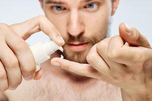 vegánska kozmetika pre mužov