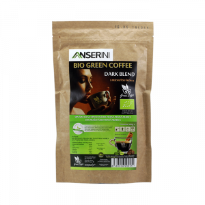 kávových zrnkách