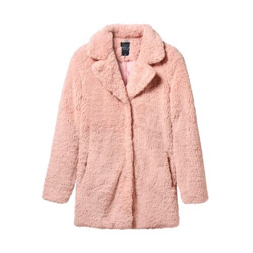 ružový kabátik