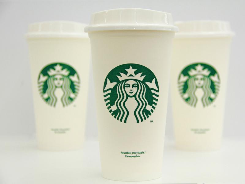 darček zo Starbucks