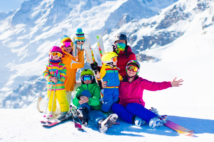 základy lyžovania