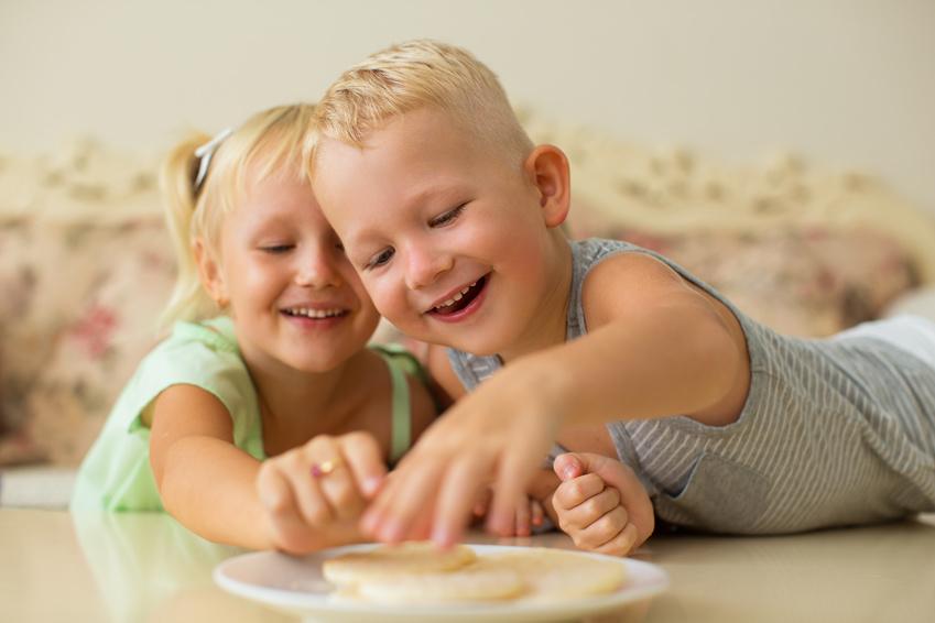 zlepšiť deťom jedálniček