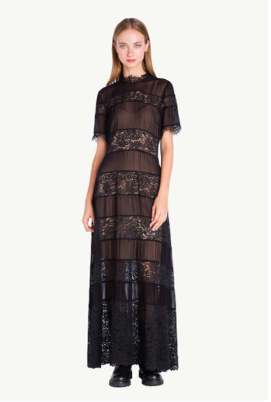 800_Twinset,-LONG-LACE-DRESS
