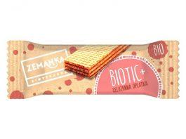 Bio celozrnné probiotické oblátky