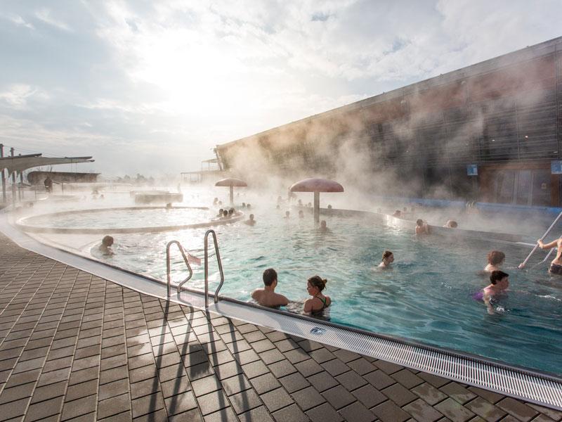 Jarné prázdniny v Aqualand Moravia