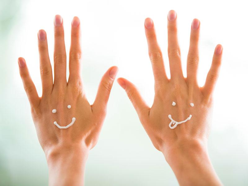 Jemné ruky