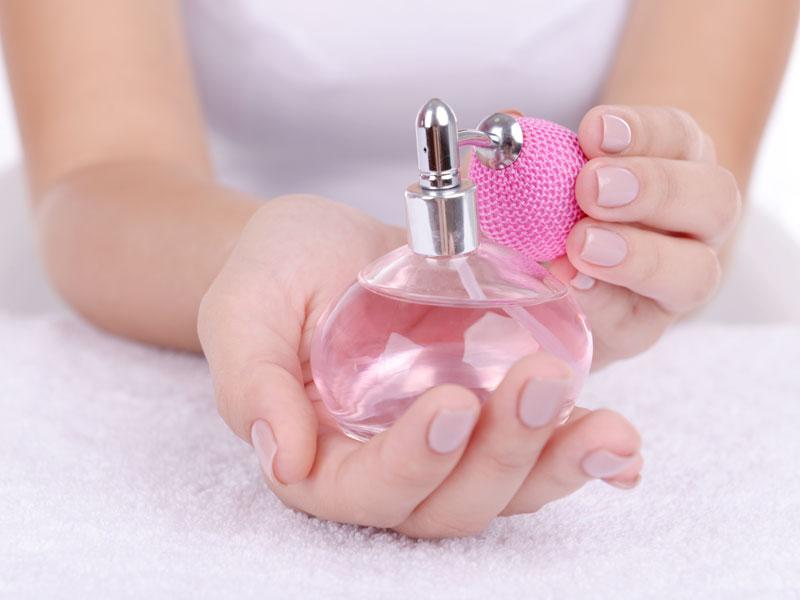 vlastný parfum