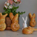 Kysnuté veľkonočné zajačiky