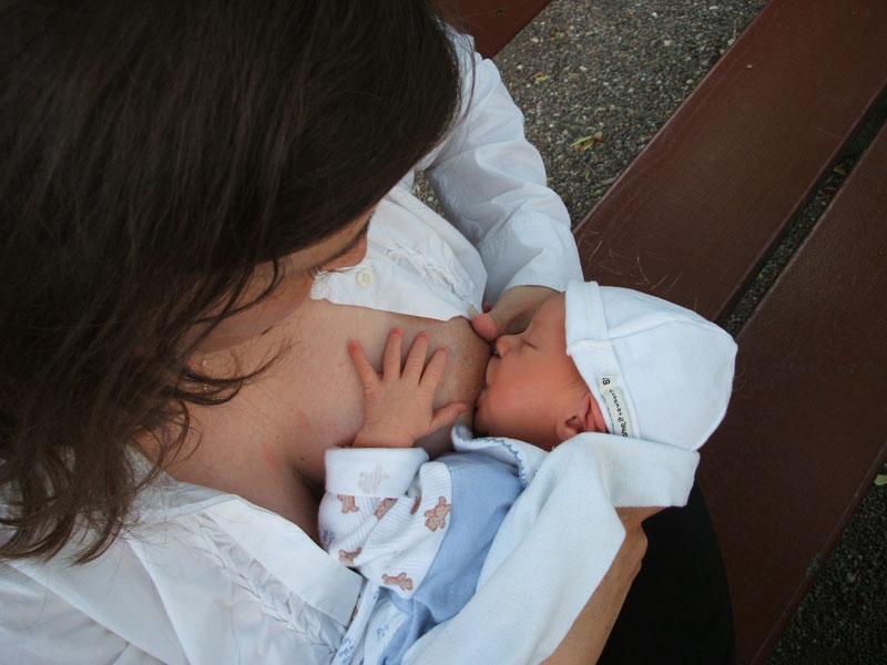 účinky dojčenia