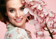 Žena kvety